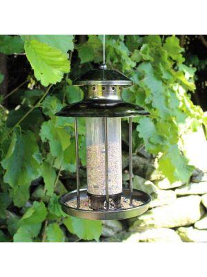 Kingfisher Deluxe Lantern Seed Feeder
