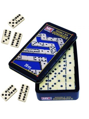 Kandy M.Y 28Pce Dominoes/Double Six