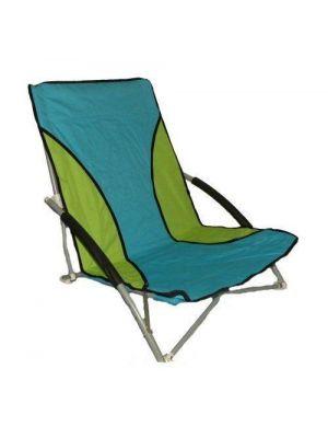 Folding Beach Camping Fishing Chair Foldable Garden Outdoor Sun Lounger Low S...