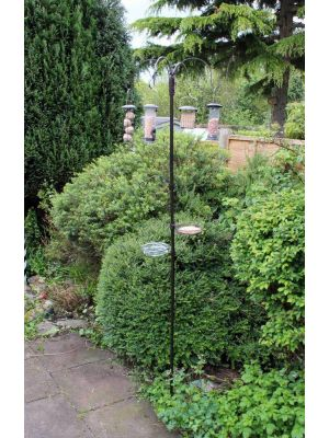 Kingfisher Premium Hammertone Bird Feeding Station