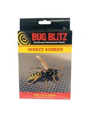 Screen Protector Velcro Spiders, Mosquitoes, flies, Door Window Mesh Net