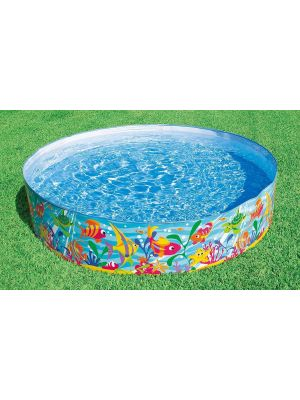 John Adams 6 Ft Ocean Play Snapset Pool