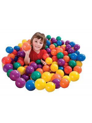 100 Fun Ballz Ball Pit Balls - Kids Love 'Em! Toy/Game/Play Child/Kid/Children
