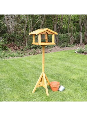 Premium Bird Table with Built in Feeder