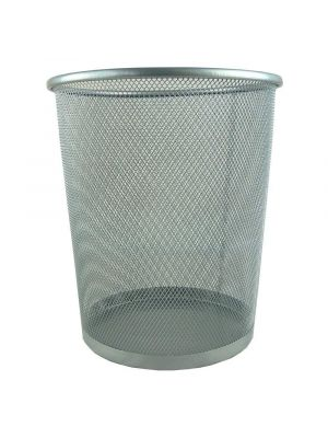 2X Bin Waste Paper Basket Rubbish  Bedroom Room Kitchen Office Wicker