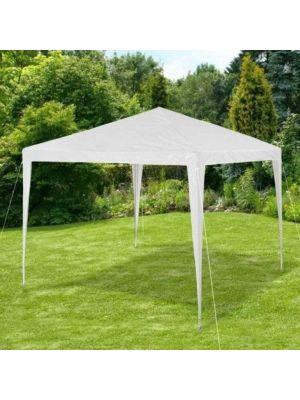 Lifetime Garden Garden Festival Gazebo Party Tent 3M x 2.5M, White