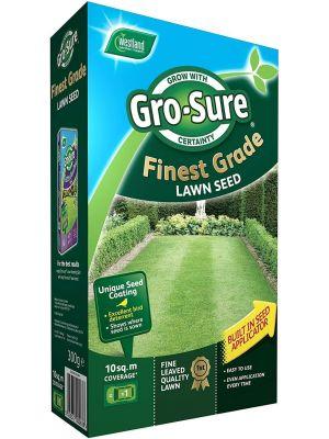 Finest Lawn Seed 10 m2 300 g Summer Garden Grass