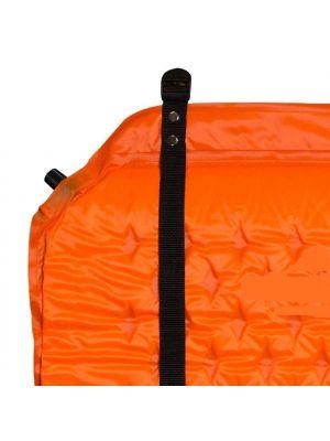 Camping Men Women 65D Polyester Self Inflating Camping Mat Orange