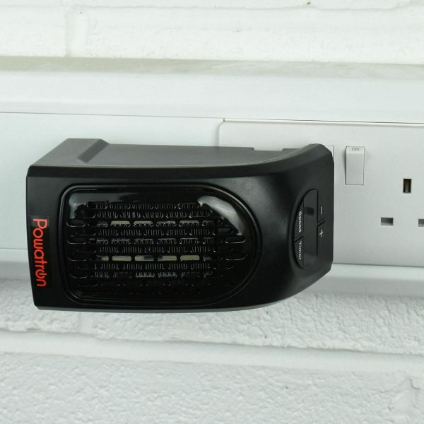 Compact Plug In Digital Electric Heater